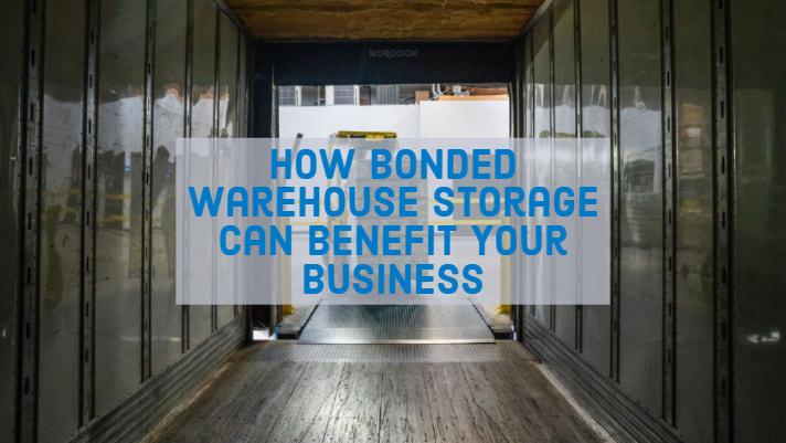 Bonded Warehouse Storage