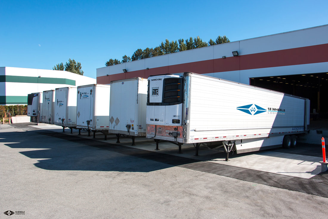 Temporary Storage Solution for Your Needs: Storage Trailers