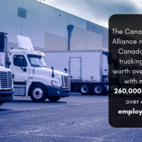 Woman Driver Shortage A Major Problem For Canada's Trucking Industry